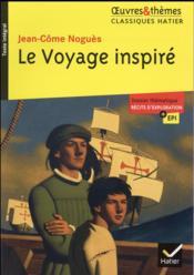 Le voyage inspiré - Couverture - Format classique