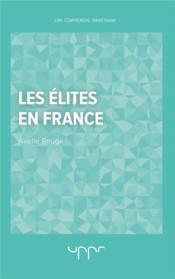 Les élites en France - Couverture - Format classique