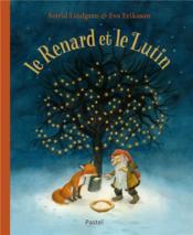 Le Renard et le Lutin - Couverture - Format classique