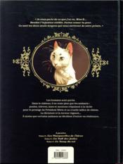 Le château des animaux T.1 ; Miss Bengalore - 4ème de couverture - Format classique