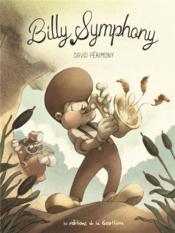 Billy Symphony - Couverture - Format classique