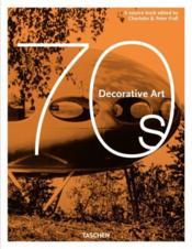 Decorative art 1970s - Couverture - Format classique
