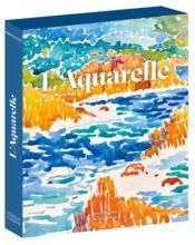 L'aquarelle - Couverture - Format classique