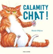 Calamity chat ! - Couverture - Format classique