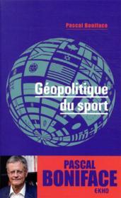 Géopolitique du sport - Couverture - Format classique