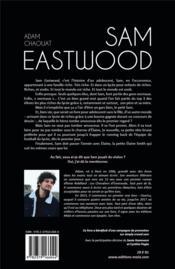 Sam Eastwood - 4ème de couverture - Format classique