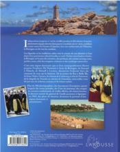 Histoire insolite et passionnée de la Bretagne - 4ème de couverture - Format classique