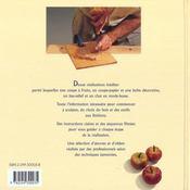Sculpture Sur Bois - 4ème de couverture - Format classique