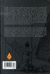 L'âme du kyudo - 4ème de couverture - Format classique