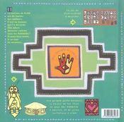 Kobé ; le petit ndébélé d'Afrique du sud - 4ème de couverture - Format classique