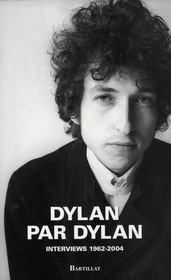 Dylan par Dylan ; interviews 1962-2004 - Intérieur - Format classique