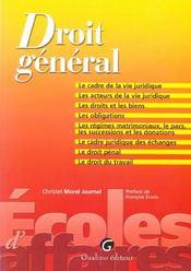 Zoom's droit general - Intérieur - Format classique