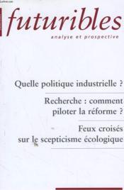 Quelle politique industrielle ? - Couverture - Format classique