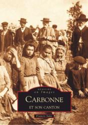 Carbonne et son canton - Couverture - Format classique