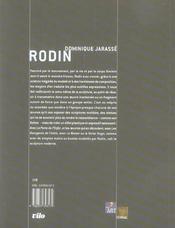 Rodin sm'art - 4ème de couverture - Format classique