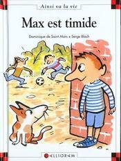 Max est timide - Intérieur - Format classique