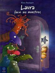 Laura face aux monstres - Intérieur - Format classique