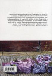 The mobile garden - 4ème de couverture - Format classique