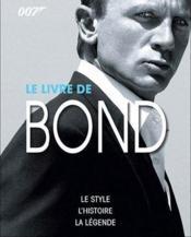 Le livre de Bond - Couverture - Format classique