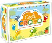 Jeux Educatifs ; Codi Croco ; Ateliers Maths Pour Toute La Maternelle - Couverture - Format classique