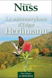La metamorphose d'edgar herlimann - Couverture - Format classique