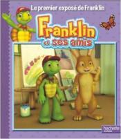 Franklin et ses amis t.2 ; Basile est trop timide - Couverture - Format classique