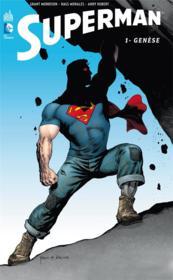 Superman t.1 ; génèse - Couverture - Format classique