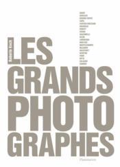 Les grands photographes - Couverture - Format classique