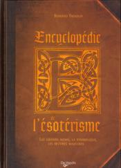 Encyclopédie de l'ésotérisme - Couverture - Format classique