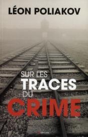 Sur les traces du crime - Couverture - Format classique