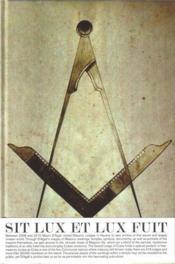 Mauro d'agati sit lux et lux fuit /anglais - Couverture - Format classique
