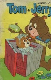 Tom Et Jerry. Mensuel N°52 - Couverture - Format classique