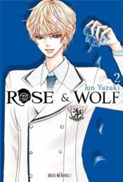Rose & wolf t.2 - Couverture - Format classique