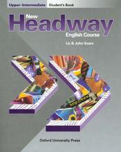 New Headway Upper-Intermediate: Student'S Book - Intérieur - Format classique