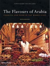 The flavours of arabia - Couverture - Format classique