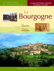 La Bourgogne - Couverture - Format classique