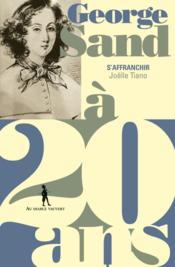 George Sand - Couverture - Format classique
