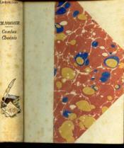 Contes Choisis. - Couverture - Format classique