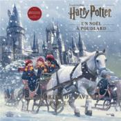 Harry Potter ; un Noël à Poudlard ; calendrier de l'avent pop-up - Couverture - Format classique