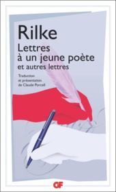 Lettres à un jeune poète et autres lettres - Couverture - Format classique