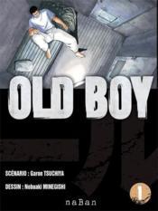 Old Boy - édition double T.1 - Couverture - Format classique