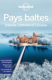 Pays baltes (4e édition) - Couverture - Format classique