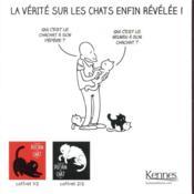 Putain de chat ; COFFRET VOL.2 ; T.5 A T.7 - 4ème de couverture - Format classique