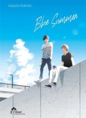 Blue summer T.1 - Couverture - Format classique