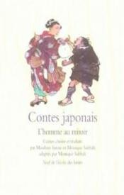 Contes japonais ; l'homme au miroir - Couverture - Format classique