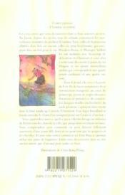 Contes japonais ; l'homme au miroir - 4ème de couverture - Format classique