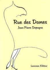 Rue des dames - Couverture - Format classique