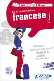 GUIDES DE CONVERSATION ; kit francese - Couverture - Format classique