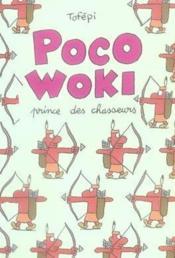 Poko woki, prince des chasseurs - Couverture - Format classique