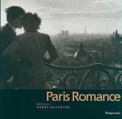 Paris romance - Couverture - Format classique